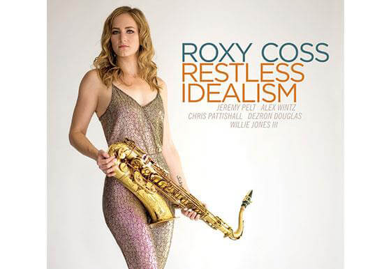 New album from Roxy Coss