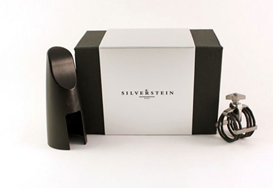Silverstein Works ligature with box
