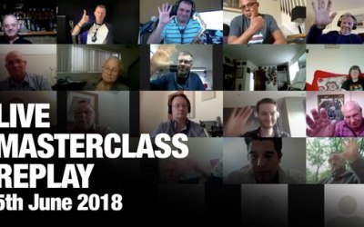 Watch the June Masterclass Replay!