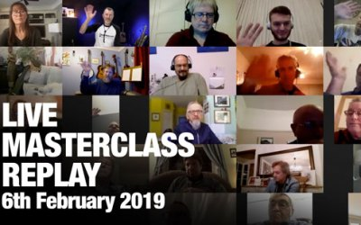 February Masterclass Replay