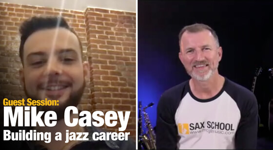 Building a jazz career in 2019