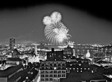 montreal summer fireworks