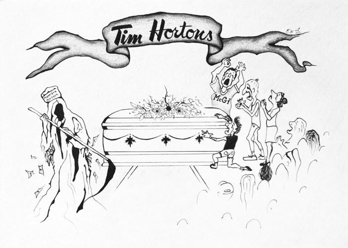 Eulogy for Tim Hortons