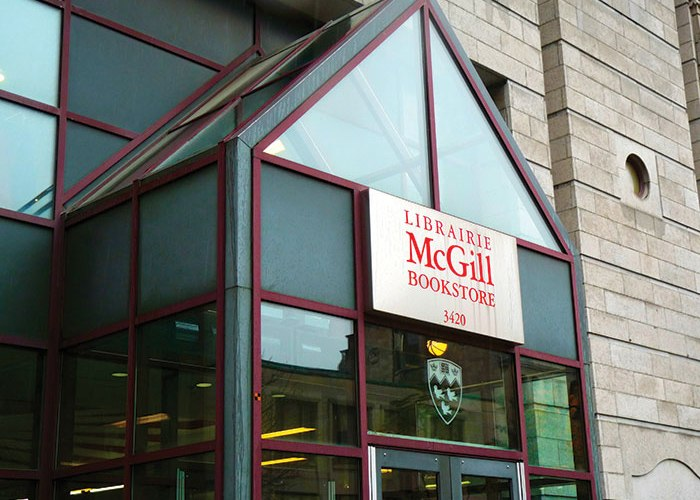 McGill University Bookstore