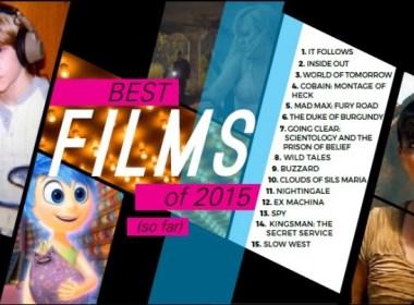 Best films of 2015