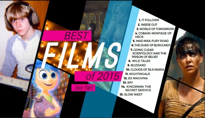 Best films of 2015