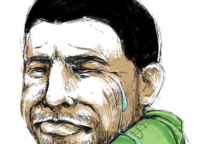 Drake Crying