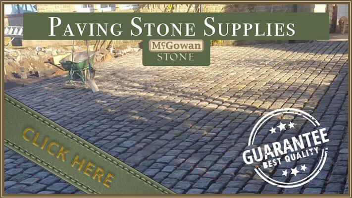 McGowan Stone Paving Stone Supplies Lancashire