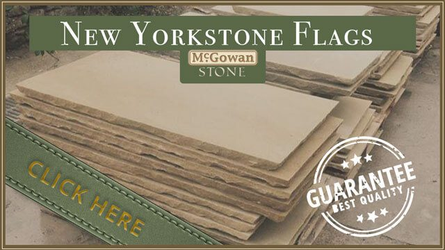 McGowan Stone New Yorkstone Flags