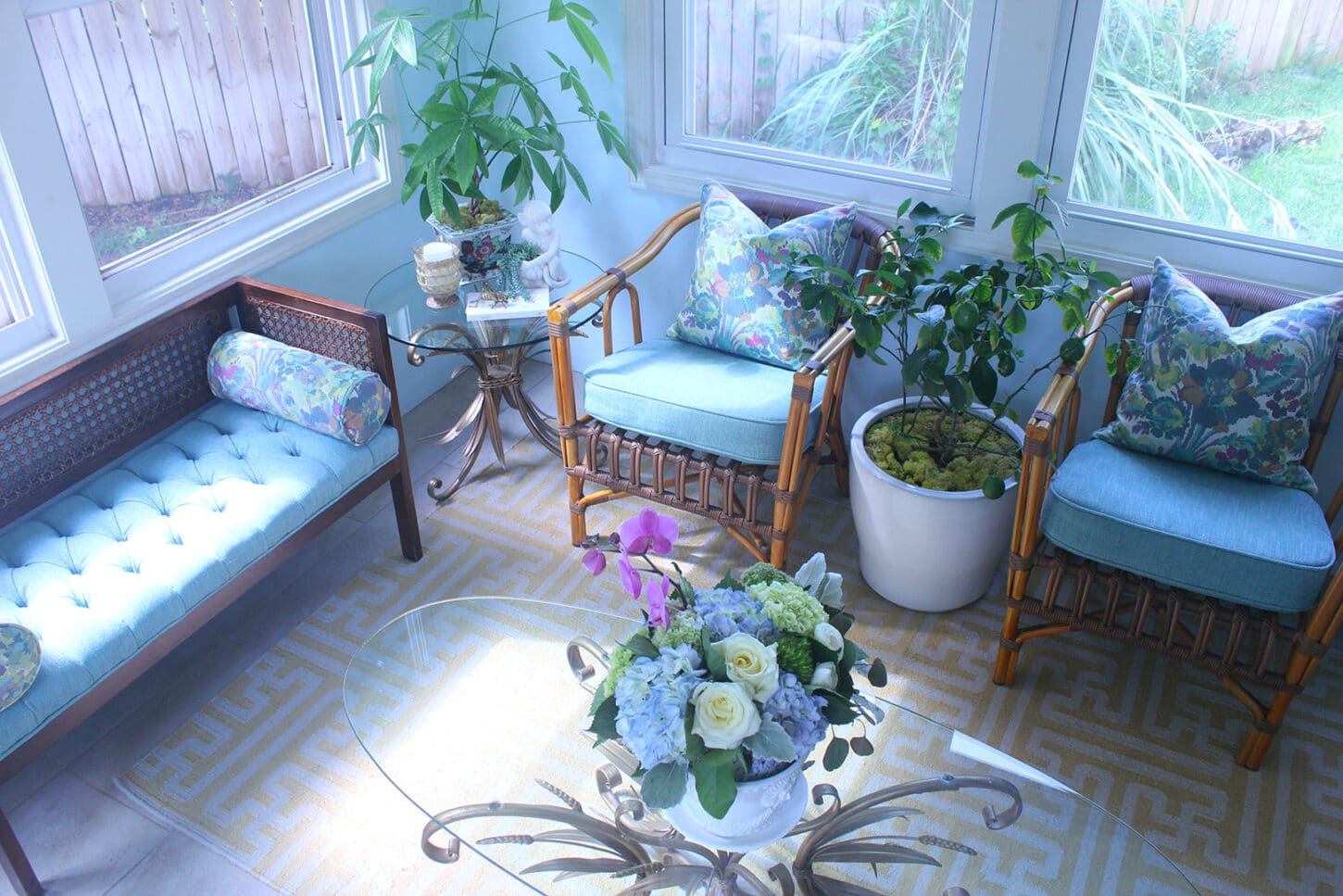Riverside Sunroom
