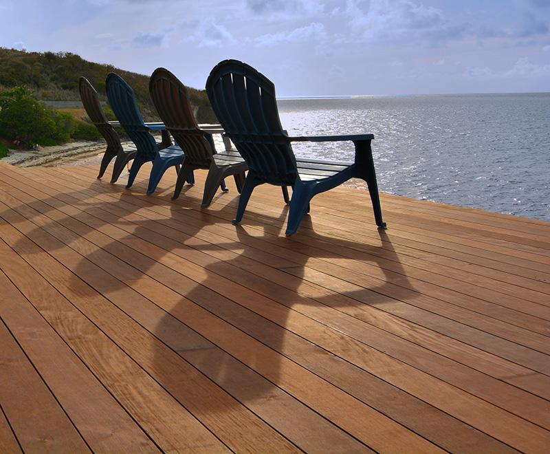 ipe deck maintenance typically requires
