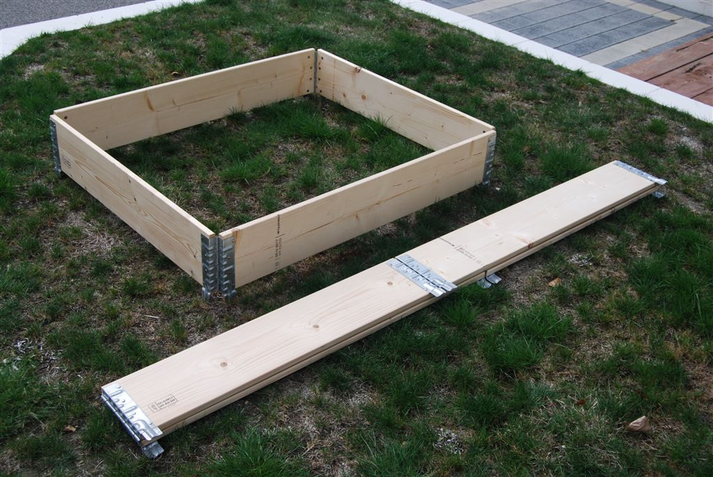 How Create Garden Box