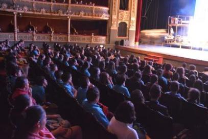 """""""Érase una vez..."""", programa del Teatro Nacional de Costa Rica"""