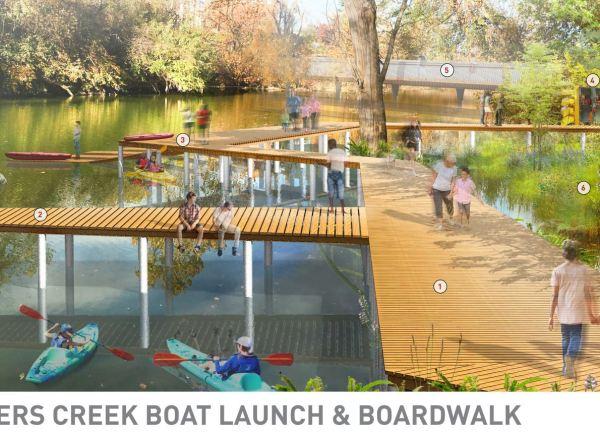 City Parks unveils plans for Sheraden Park