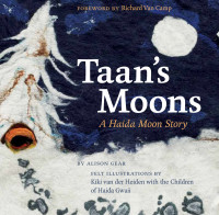 front jacket taan's moons