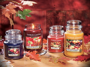 Yankee Candle Neuheiten Herbst 2009