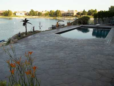 McKrete Decorative Concrete Overlay Coatings