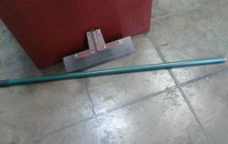 Floor Scraper, Complete