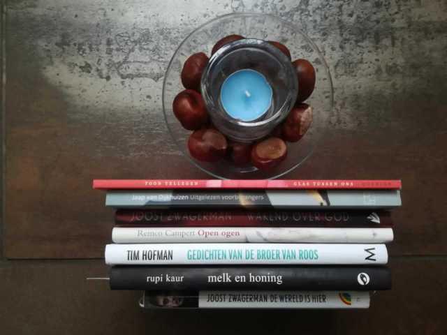7 gedichtenbundels die ik kocht in 2018