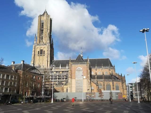 Ik breng een ode aan Mijn Gelderland Sint Eusebiuskerk te Arnhem