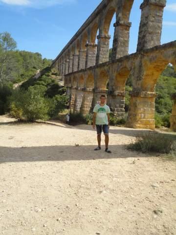 Oh, ik mis het buitenland Tarragona