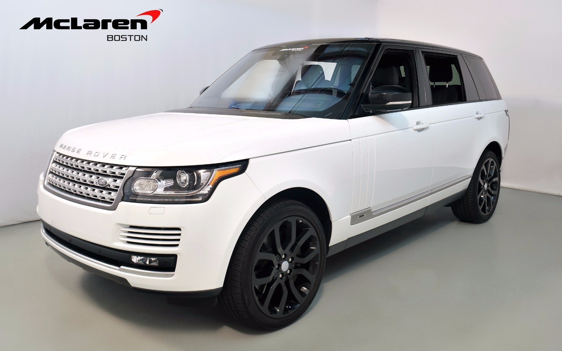 2016 Land Rover Range Rover Supercharged For Sale in Norwell MA