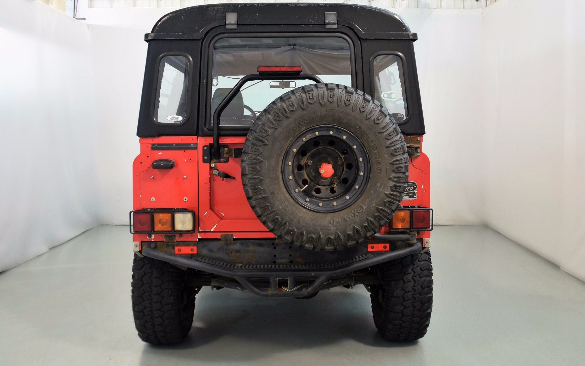 1994 Land Rover Defender 90 For Sale in Norwell MA