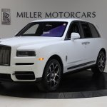 New 2020 Rolls Royce Cullinan Black Badge For Sale Special Pricing Mclaren Greenwich Stock R550