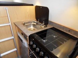 Sprinter sporthome stainless sink