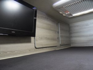 sprinter sporthome bed storage