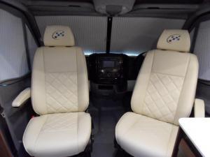 Cab seats
