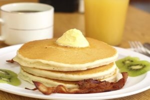 hotcake w/ margarine