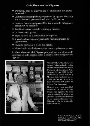 GUIA GOURMET DEL CIGARRO