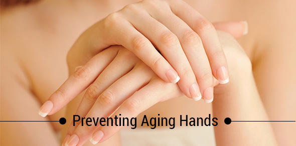 Preventing Aging Hands