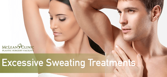 Excessive Sweating Treatments
