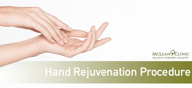 Hand Rejuvenation Procedure