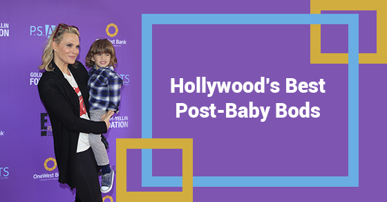 Hollywood's Best Post-Baby Bods