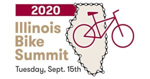 Ride Illinois Bike Summit Logo and Link