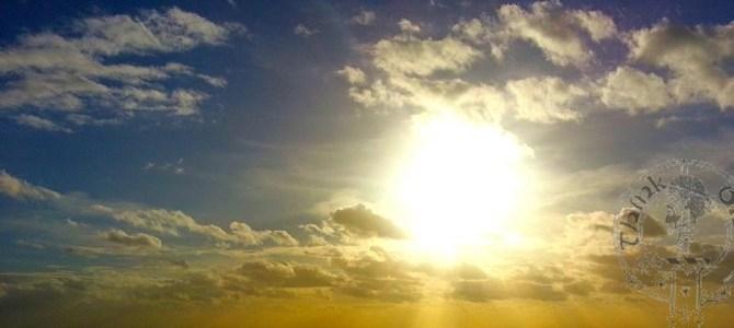 Broadchurch Sunset