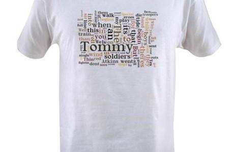 Tommy – Rudyard Kipling