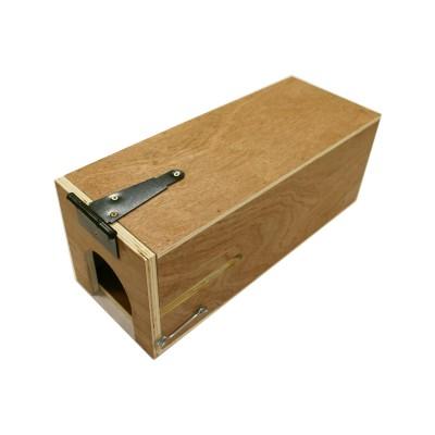 boite a piege en x avec un piege