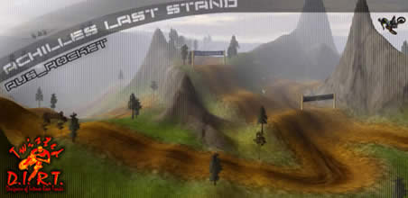 Motocross Madness 2 National Track - Acilles Last Stand