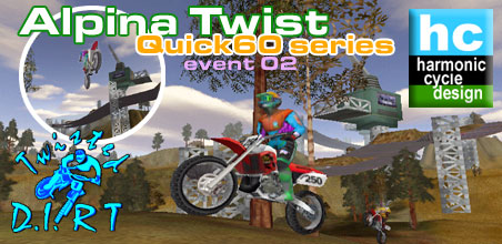 Motocross Madness 2 National Track - Alpina Twist