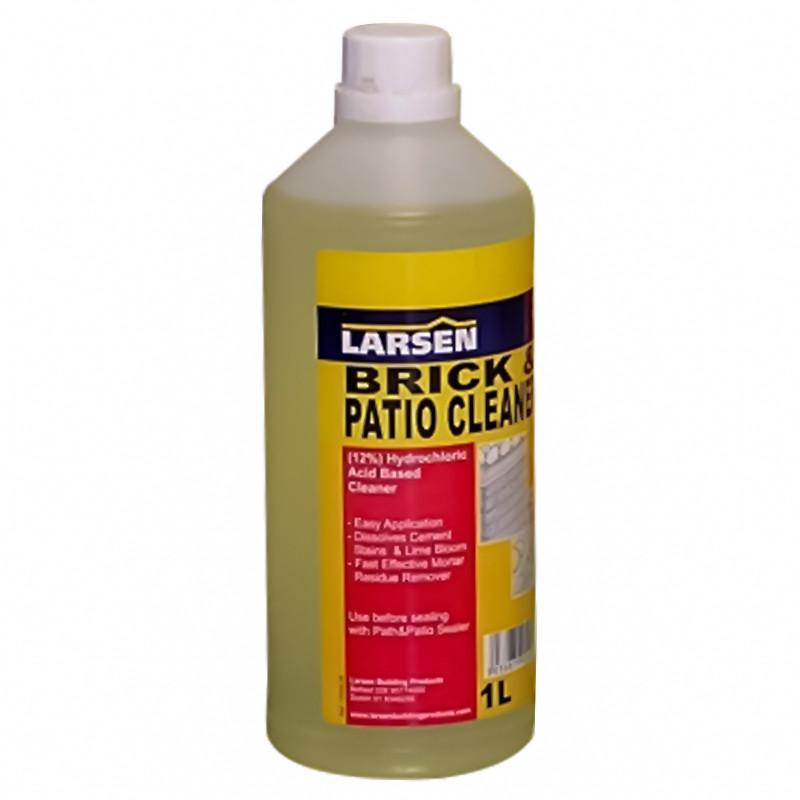brick patio cleaner 1l