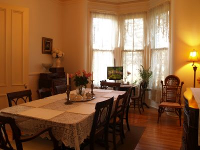 McMullen House Dining Room
