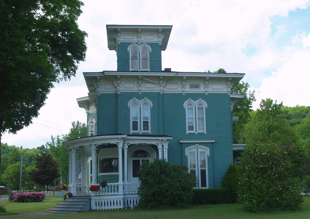Picture of the John Fertig House