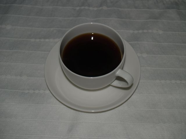 Coffee at McMullen House Bed & Breakfast
