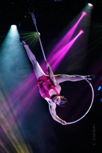Dreamgirl #3, Cirque Eloize