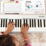 Music lesson benefits for children