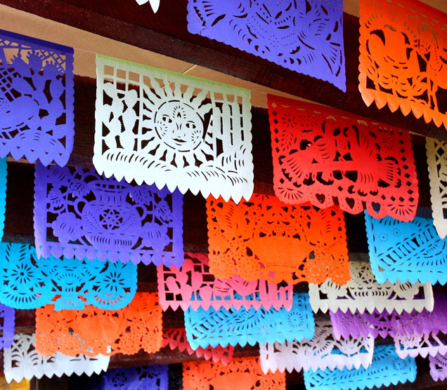 Image result for papel picado